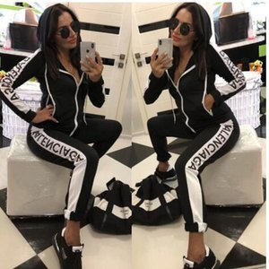 Wholesale Tees Pants Women sportswear short sleeve outfits piece set tracksuit jogging sportsuit legging outfits sweatshirt