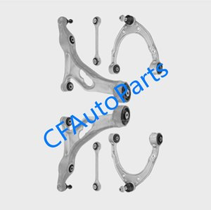 Wholesale porsche audi resale online - Brand New x Front Lower Up Control Arm Sway Bar Link Right Left For Porsche Cayenne Audi Q7 Volkswagen Touareg