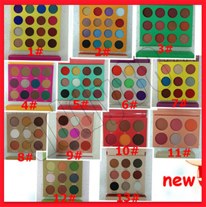 Wholesale 2019 New Eye Makeup Zulu Eyeshadow Palette Styles Magic Nubian EyeShadow Palette Cleopatra Eyeshadow Matte Shimmer Palettes