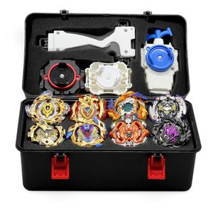 15 Style Bayblades Metal Fusion Beyblades Set Storage Box Top Beyblade Burst Bey Blade Launcher Beyblade Toys for Children Boy T191109