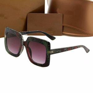 0328 Sunglasses for Men Brand Design Fashion Sunglasses Wrap Sunglass Pilot Frame Coating Mirror Lens Carbon Fiber Legs Summer