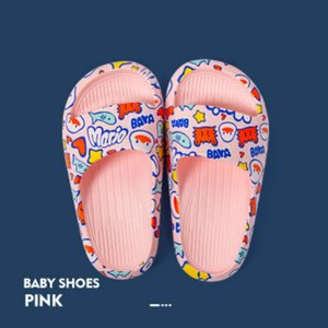 Wholesale cute sandals for sale - Group buy Boys Girls Designer Slippers Children Flat with Slipper Kids Cartoon Animal Prints Casual Bathroom Slippers Kids Cute Sandals Hot Sale