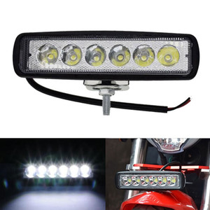 Wholesale Vehicle W Flood LED Work Light Bar ATV Offroad Spotlight Fog Driving Lamp Offroad SUV Car Truck Trailer Tractor