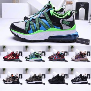 Mens 2019 New 27c Bowfin ACG Classic Running Shoes Black Lightweight Designer Sneakers Sports Shoes Eur 39-45