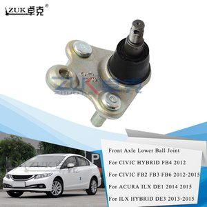 ZUK High Quality Front Lower Ball Joint For CIVIC FB2 FB3 FB6 2012-2015 For CIVIC HYBRID FB4 2012 For ACURA ILX 51220-TR0-A01 on Sale