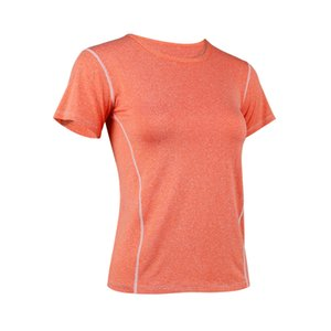 Y010 OEM ODM Hot Fashion Fitness Sportswear Women's Clothing Short Sleeve Reflective Yoga Women Shirt Hot Fitness Wearing Sexy Yoga Shirts