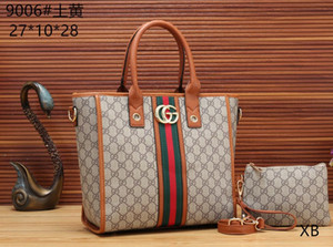 8GUCCI new fashion middle aged mother bag with a shoulder strap tote bag with large capacity for women
