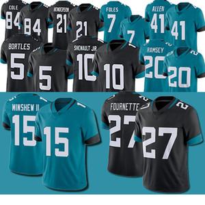 15 Minshew II 10 LAVISKA SHENAULT JR 21 C.J. Henderson 41 Josh Allen 5 Blake Bortles 84 Keelan Cole Football Jerseys