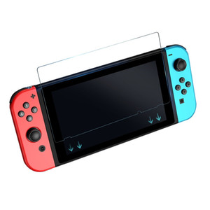 9H clear Tempered Glass Screen Protector Toughened Protective Film For Nintendo Switch For Switch Lite No Retail Package