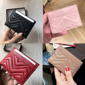 Wholesale tory burch wallets resale online - woman designer wallet uniway01 Small leather ultra thin card bag Women exquisite card bag zippy coin purse key pouch keychain purse