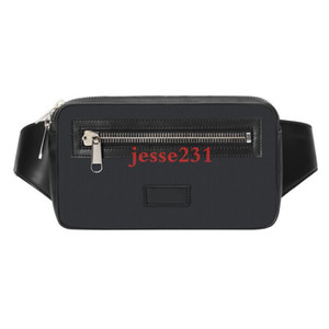 Wholesale bum bag waist pack for sale - Group buy Top Quality Unisex Men Women Leather Sport Runner Fanny Pack Belly Waist Bag Bum Fitness Running Belt Jogging Pouch Back Grid Bags