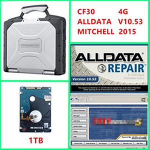 Wholesale used volvo resale online - 2019 newest Alldata v10 and M ll Auto Repair in TB hdd Installed on cf30 GB laptop ready to use