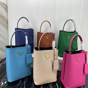 Wholesale luxury bucket bag ladies fashion handbag messenger bag large capacity European and American style casual multifunctional