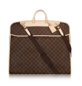 luoyuruei2018 GARMENT COVER 2 HANGERS M41227 Men Messenger Bags Shoulder Belt Bag Totes Portfolio Briefcases Duffle Luggage