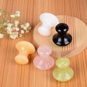 Original Natural Stone Aventurine Gua Sha Tool Beauty Mushroom China Traditional Facial Gua Sha Massage Scraper Healing For Health Care