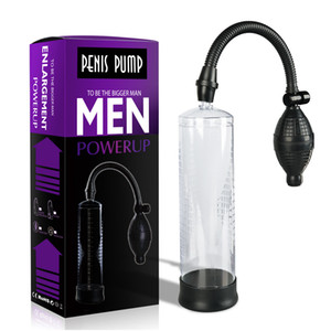 Vacuum Pump Penis Exercise for Man Sex Product Hydro Penis Pump Male Masturbation Device