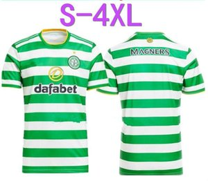 S-4XL 20 21 Celtic home Soccer Jerseys EDOUARD 2020 2021 BROWN FORREST CHRISTIE Football Shirt GRIFFITHS Celtic 3rd MCGREGOR men KiT Jersey