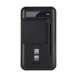 Universal Battery Charger with USB Output Port for 3.8V High-Voltage Battery For Samsung Galaxy S2 S3 S4 J5, Note 2 3