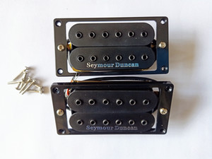 Seymour Duncan Alnico5 Pickups Electric Guitar Humbucker Pickups 4C 1 set Black