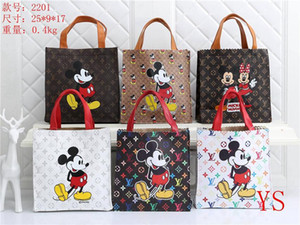 2020 styles Handbag Famous Name Fashion Leather Handbags Women Tote Shoulder Bags Lady Handbags M Bags purse YS2201