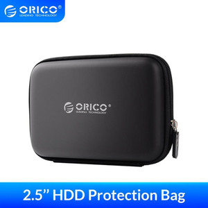 omputer & Office ORICO Earphone Bag 2.5 Inch Protection Case for External Portable HDD Box Case USB Charging Cables Power Banks Earphones...