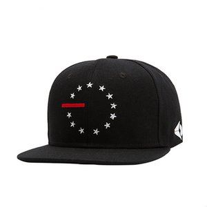 Wholesale snap back cap sale for sale - Group buy 2020 Hot Sale Custom Made D Embroidery Panel Snapback caps Hip Hop Acrylic Snap Back Snapback Hat Cap