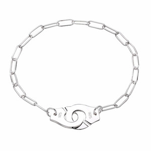 Wholesale silver pricing for sale - Group buy Price France Famous Brand Jewelry Dinh Van Bracelet For Women Fashion Jewelry High Quality Sterling Silver Handcuff Bracelet