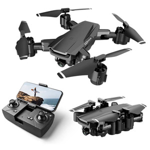 GPS Drone with 4K camera foldable Drones with HD Adjustment Camera Wide Angle WIFI FPV RC Quadcopter Professional for adults 1080p Upgraded