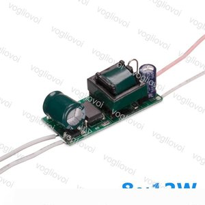 Wholesale 12w pcb resale online - Lighting Transformers MA V V IP20 W W W W W For Downlight Bulb Spotlight Built In Driver PCB EUB