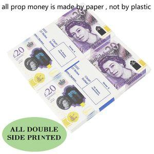 Best Prop Money UK Movie Money pound bar play money 100pcs pack