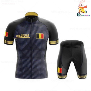 Wholesale jersey boys for sale - Group buy Children Cycling Jersey Set Breathable And Quick Dry Boys Bike Clothing Shorts Sets Kids Team Bicycle Ropa Ciclismo Racing
