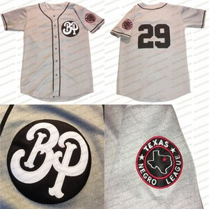 Wholesale customize baseball jerseys for sale - Group buy Customized Negro League Fort Worth Black Panthers Baseball Jersey Stitched Embroidery Vintage Any Name Any Number