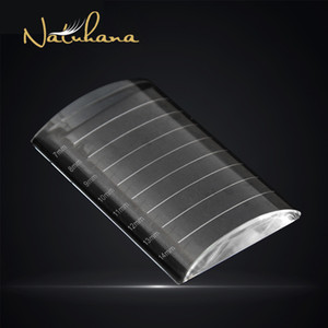 Wholesale tiles ceramics for sale - Group buy NATUHANA Transparent Eyelash Extension Crystal Glue Holder Pallet Ceramic False Lash Tile Eyelash Stand Makeup Tool