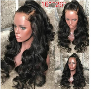 Wholesale wigs sales resale online - Sexy long wavy hair HOT SALE European American wig ladies chemical fiber front lace headgear natural wave high temperature silk headgear