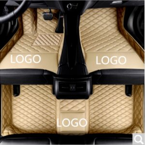 Suitable For 1999-2020 Mercedes-Benz all models luxury custom waterproof floor mats Non-toxic, tasteless and easy to clean