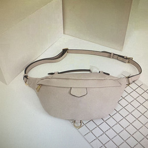 M44812 M44836 Mono Belt Waist Bags Purses BUMBAG Chest Bag Fashion Classic Women Cross Body Handbags Empreint Leather Shoulder Bags