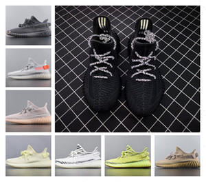 high quality 2020 New Static 3M Reflective Yecheil Shoes Cheap Beluga 2.0 Semi Frozen Yellow Shoe Kanye West Black True Form Sneakers