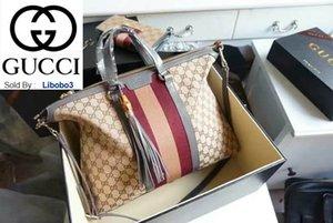 libobo3 309621 Fashion new Boston handbag with tassel Women Handbags Bags Top Handles Shoulder Bags Totes Evening Cross Body Bag