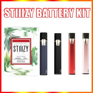 Wholesale rechargeable vaporizer resale online - HOT Premium Vaporizer Vape Battery Starter Kit mAh Capacity Rechargeable Battery With USB Cable VS Vape Cartridges COCO Kit