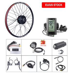 Wholesale kit ebike for sale - Group buy Bafang V W Ebike Rear Hub Motor Cassette DC Electric Bike Conversion Kit Bicycle Brushless Gear Motor C inch