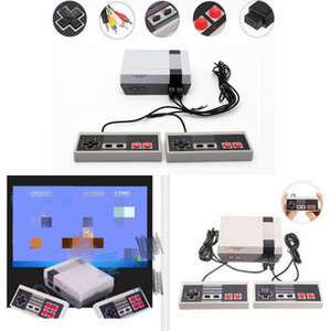 Wholesale iron video game for sale - Group buy New Arrival Mini TV can store Game Console Video Handheld for NES games consoles with retail boxs DHA570