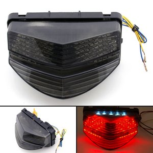 Wholesale oem honda part for sale - Group buy Areyourshop Motorcycle OEM LED TailLight Turn Signals Fit For For Honda CBR F4i Smoke Motorbike Accessories Parts