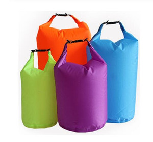 Wholesale river floats resale online - 10L L Waterproof Dry Bag Pack Sack Swimming Rafting Kayaking River Trekking Floating Sailing Canoing Boating Water Resistance