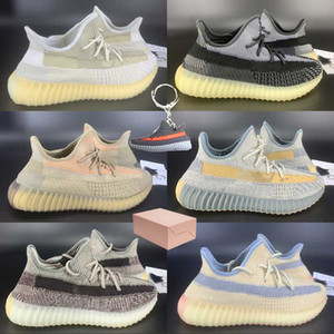 New Eliada kanye Asriel men women running shoes Abez cinder black static yeshaya reflective sneakers tail light sulfur Israfil flax trainers