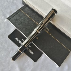 PM Great Writer Series Thomas Mann special edition with series number Luxury write smoothly Rollerball Pen+Gift Refill+Plush Pouch