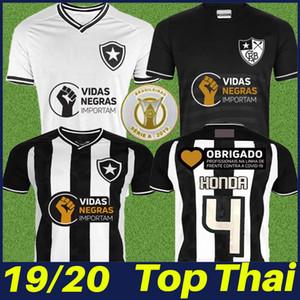 19 20 brasil Botafogo HONDA football jersey LUIZ FERNANDO DIEGO SOUZA soccer jersey A.SANTANA CICERO uniform fans shirt camisa Botafogo 2019