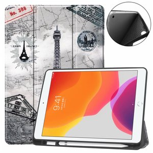 Top Quality IPad Case For Pro11 2020 2018 10.2 Pro10.5 air3 iPad 9.7 5 6  Shell Fashion Pattern 10-Style Available