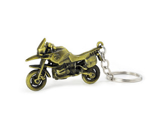 Wholesale metal motorcycle keychain for sale - Group buy 2020 new fashion personalized keychain with price creative Car key chain souvenir PUBG metal motorcycle keychain