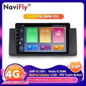 Wholesale tv android x5 resale online - DSP IPS Android Octa Core G ROM Car Multimedia for X5 E53 E39 GPS stereo audio navigation multimedia screen head unit car dvd