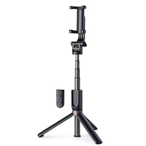 Wholesale smartphone tripod stand resale online - 3 In Bluetooth Monopod Tripod Stand for Mobile Phone Smartphone Tripods Selfie stick Artifact Mini Bluetooth Selfie Tripode